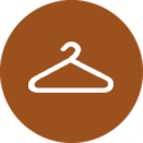 coat hanger icon